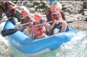 White Water Rafting Costa Rica Tours
